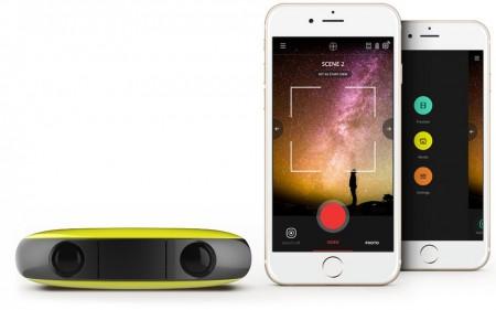 Скоро можно будет самостоятельно снимать фильмы VR