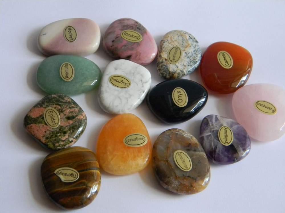Что можно сделать из полудрагоценных камней своими руками
