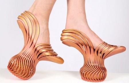 Невероятный каблук или самые удобные в мире туфли