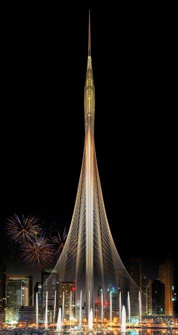 Испанский инженер выиграл архитектурный тендер в Дубае