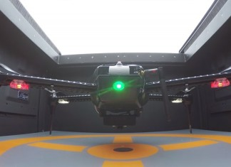 Создан аппарат для автономной зарядки беспилотников