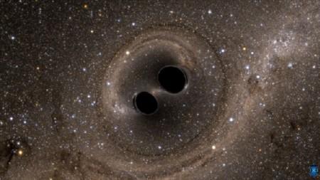 Доказана теория Эйнштейна о гравитационных волнахДоказана теория Эйнштейна о гравитационных волнах