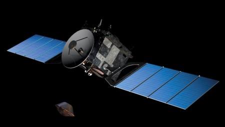 ESA показало снимок Марсианского моря