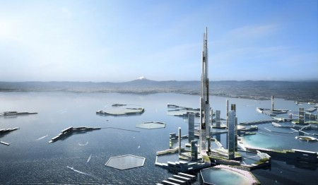 Архитекторы представили амбициозный проект для Токио