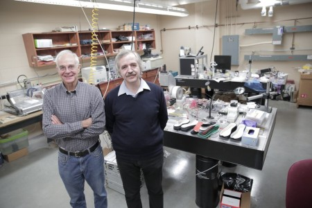 Ученые сумели использовать кинетическую энергию от шагов