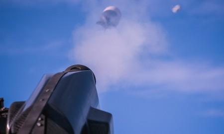 Создана пушка для отстреливания дронов