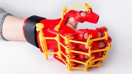На 3D-принтере сумели распечатать спортивный ортез