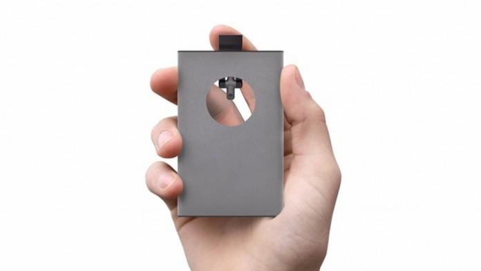 Разработан ингалятор с формами кредитной карты