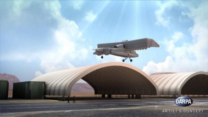Исследователи от обороны предложили абсолютно новую концепцию самолета