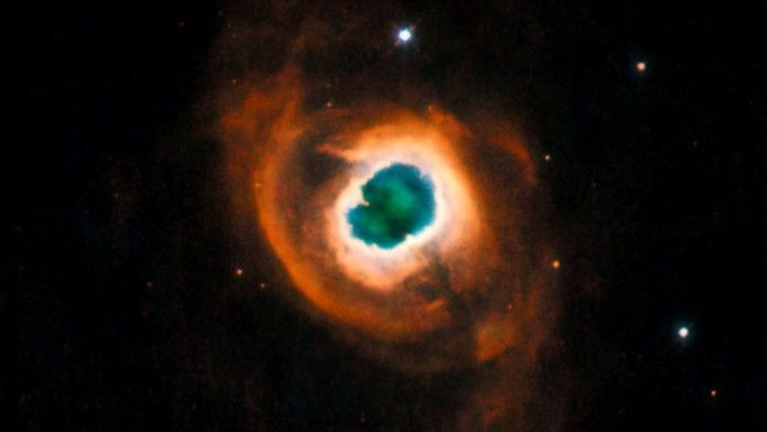 ESA показало смерть солнца