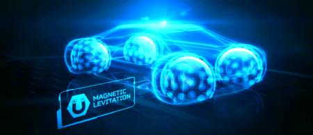 Goodyear представила колеса для автономных машин