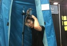 Создан портативный душ экономящий воду тоннами