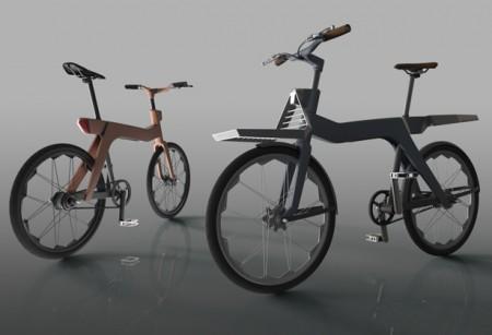 Создан велосипед-трансформер