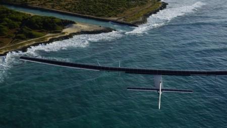 Самолет на солнечных батареях продолжит свое кругосветное путешествие