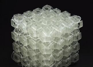 Создан контролируемый 3D программируемый метаматериал