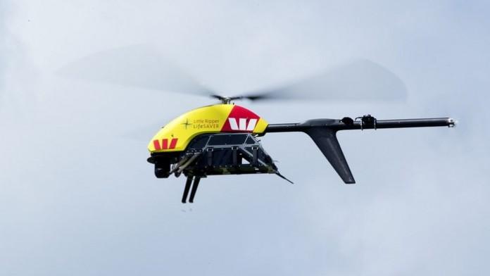 Спасать австралийцев от акул будут дроны