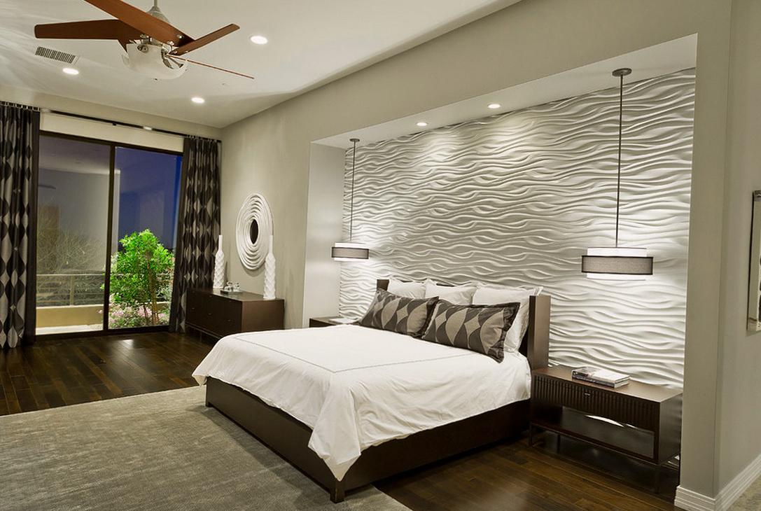 Современные спальни дизайн фото