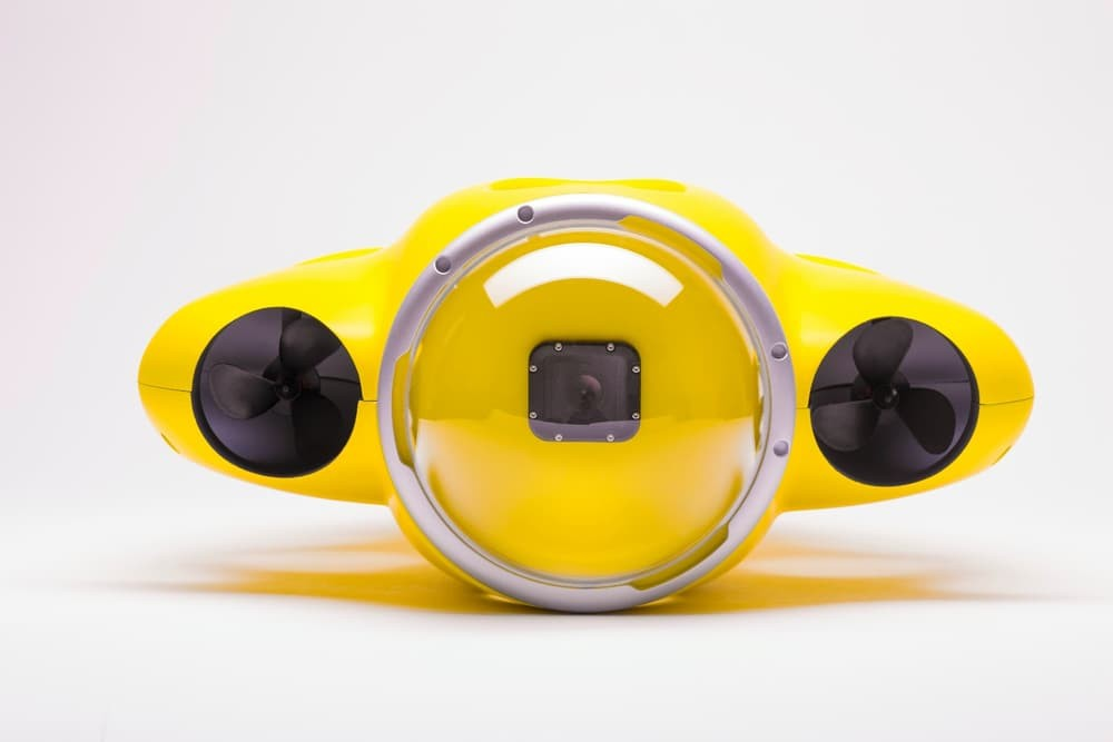 В продаже появился пользовательский подводный беспилотник