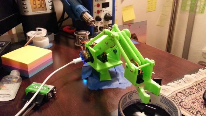 Как сделать своего робота в ютубе 474