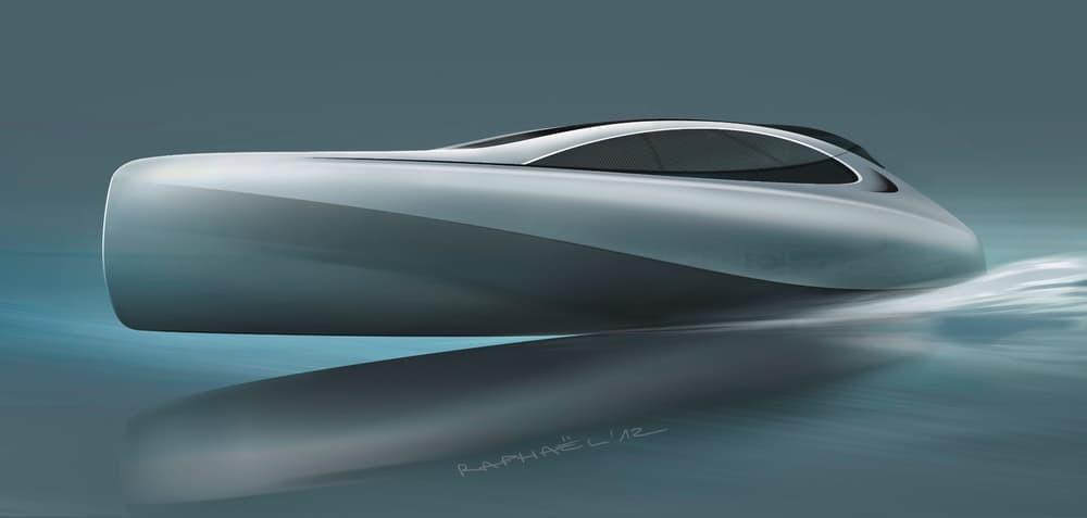 Mercedes представил свое новое произведение