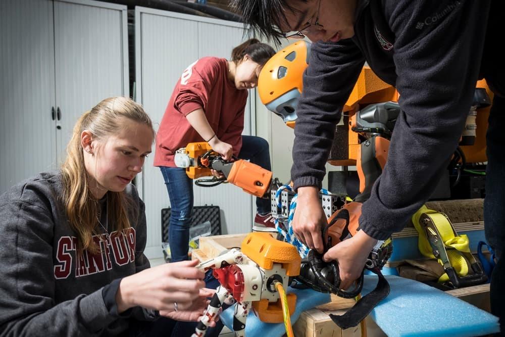 Робот дайвер прошел свои первые испытания