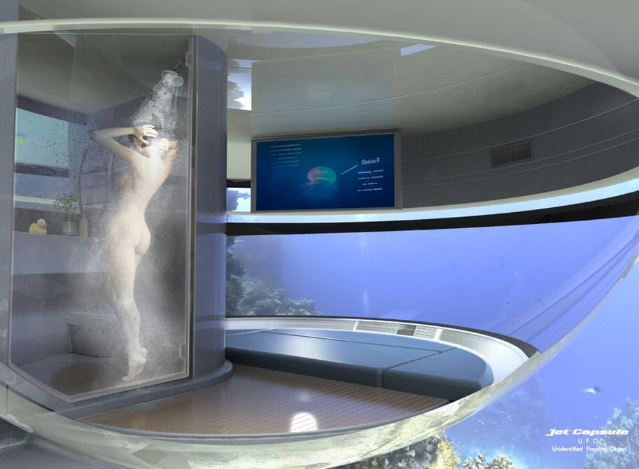 В Италии разработали яхту-НЛО