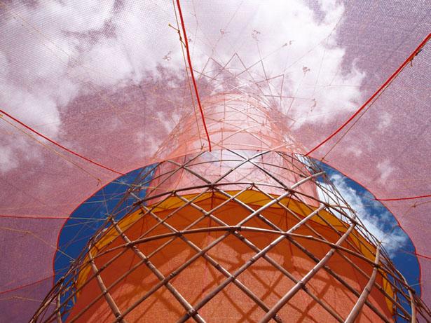 В Эфиопии появится конденсат собирающая водонапорная башня