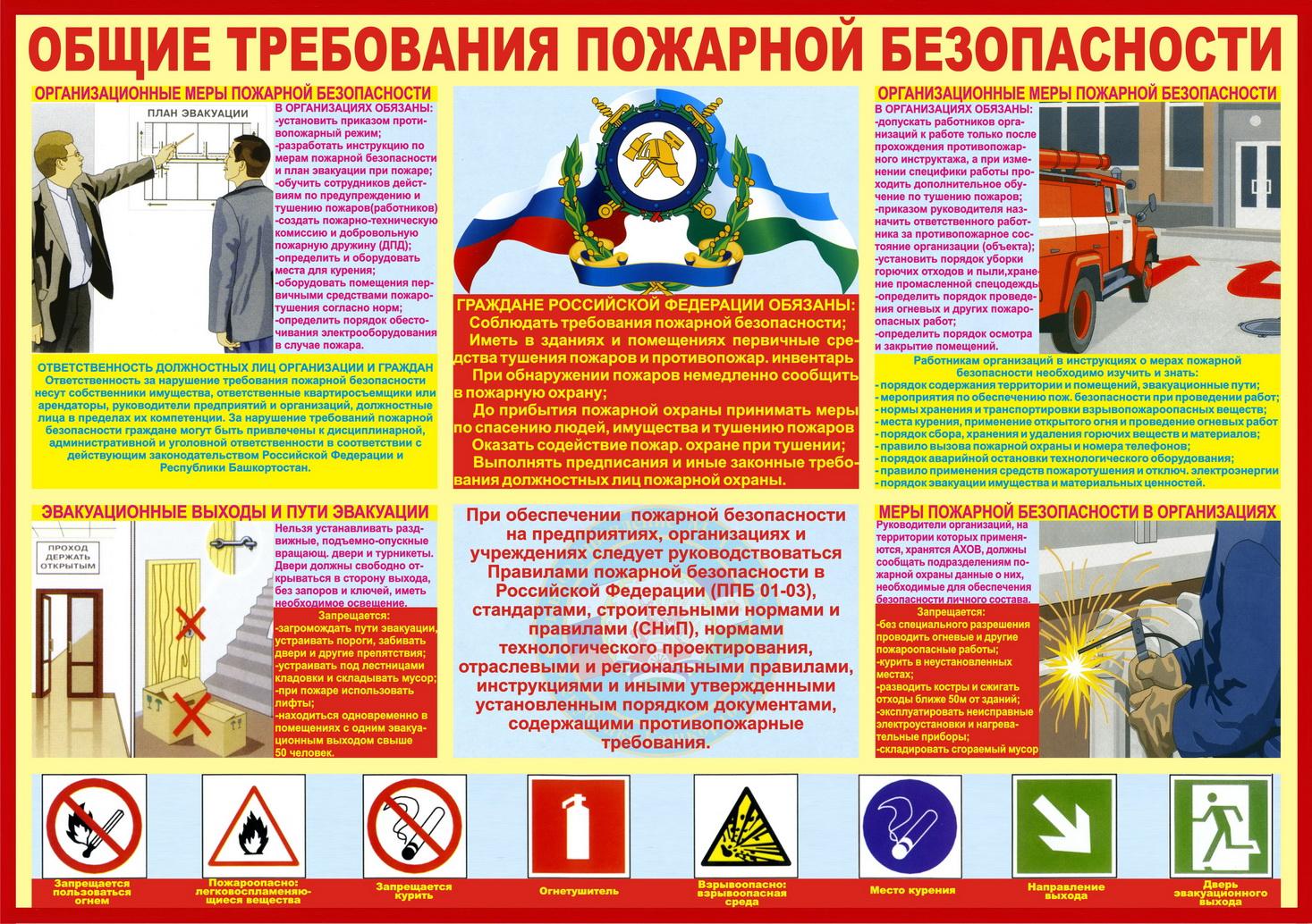 картинки о пожарной безопасности