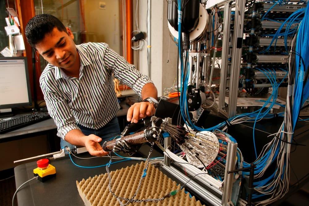 В Вашингтоне представили новую роботизированную руку