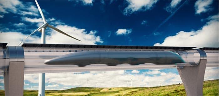 В Калифорнии создают транспорт будущего