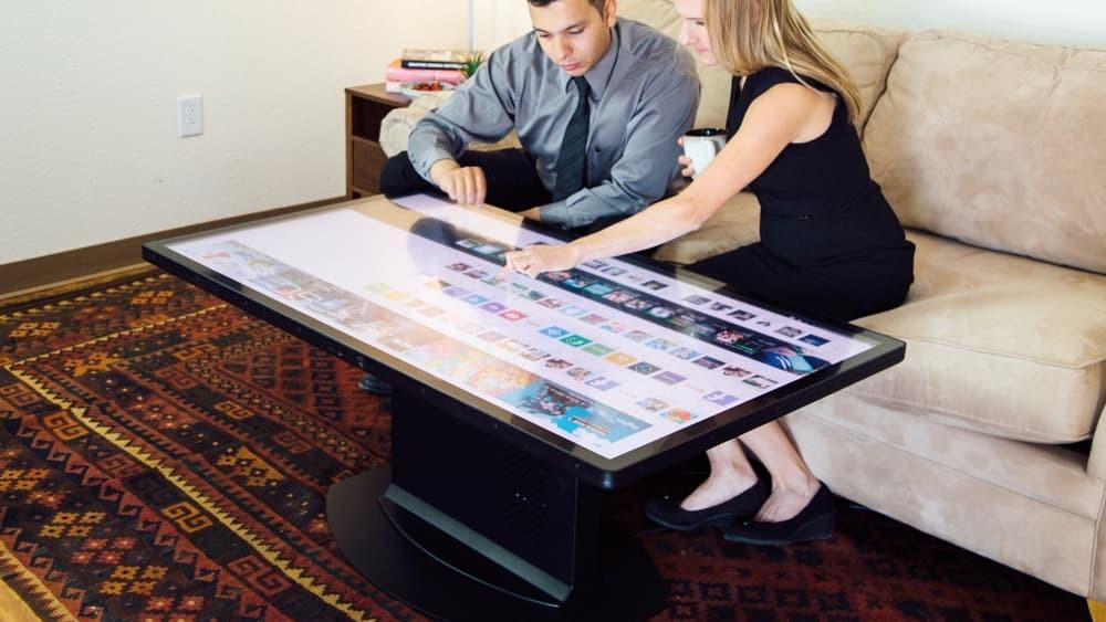ideum выпускает новые интерактивные мультитач столы