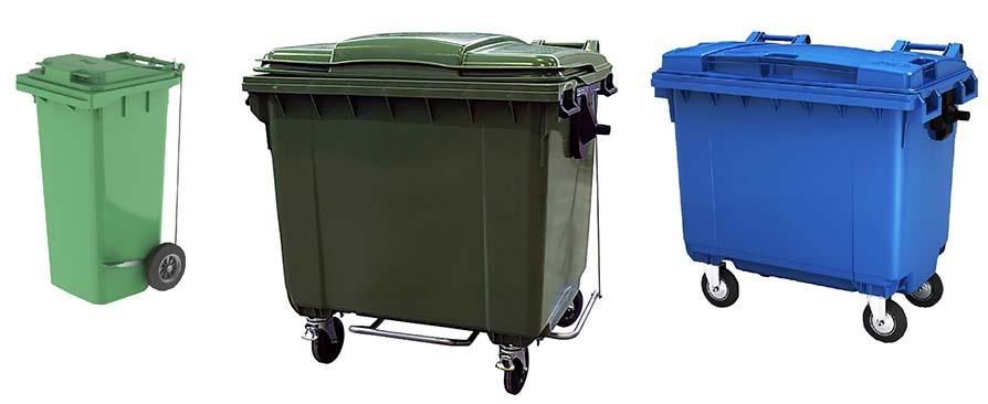 может работать мусорный бак на колесах железный купить москва