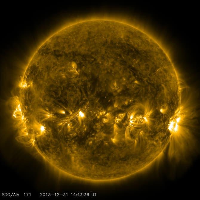 9 мая Меркурий пройдет между Землей и Солнцем