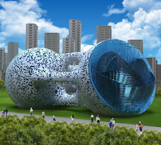 Обнародован проект музея будущего