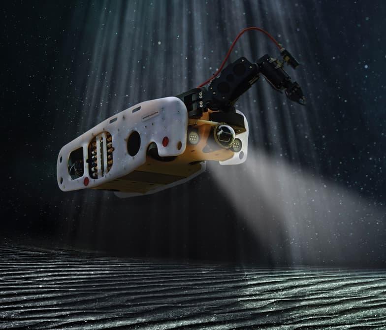 Презентован подводный сапер