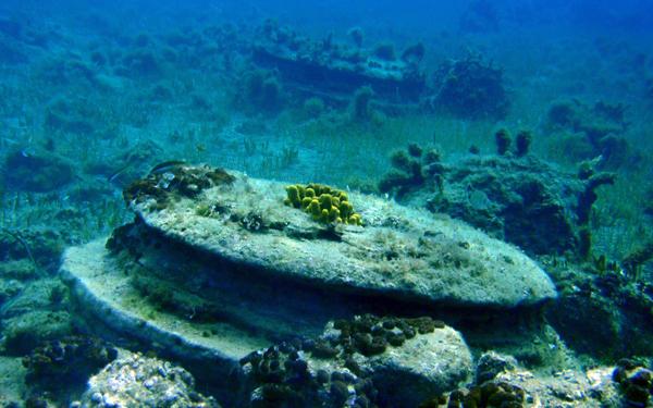 Жуткая загадка подводного города у Закинфа разгадана