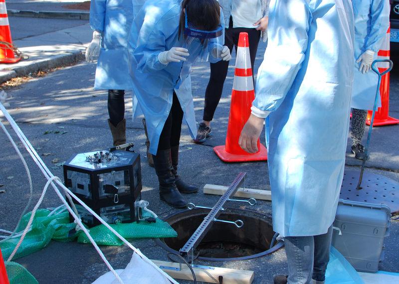 В MIT изобрели робота собирающего важные анализы в канализации