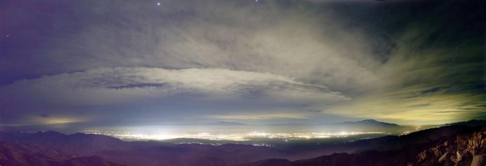 Исследование: световое загрязнение стало серьезной проблемой