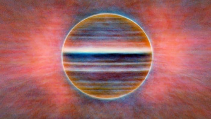 Ученые узнали, что происходит под атмосферой Юпитера
