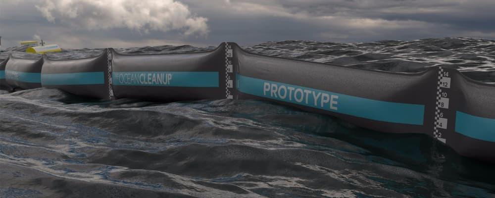 Инновационное водочистное сооружение наконец спущено на воду