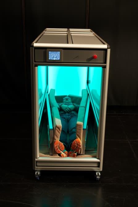 В широком доступе появилась машина для профилактики обострений психических расстройств