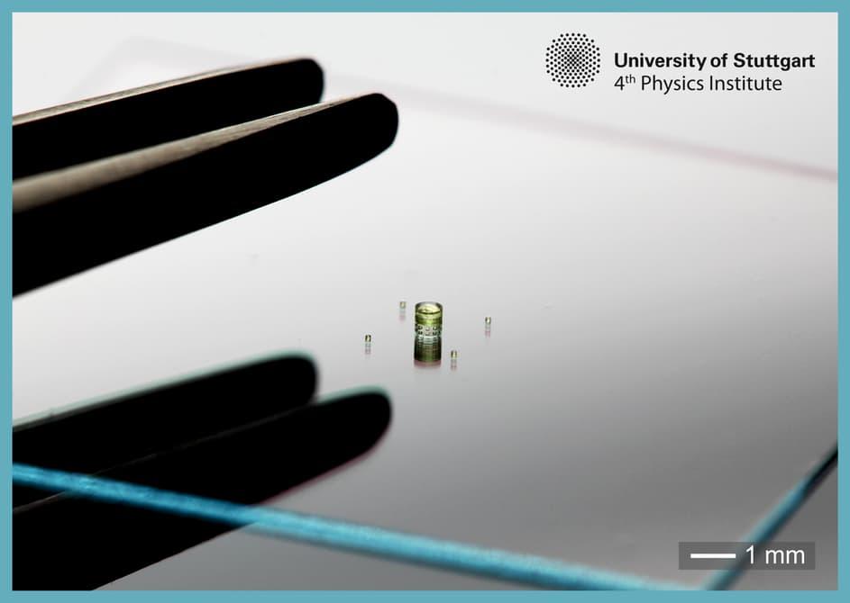 Ученые из Штутгарта создали самую маленькую систему камер