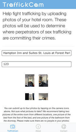 Создано приложение для борьбы с торговлей людьми