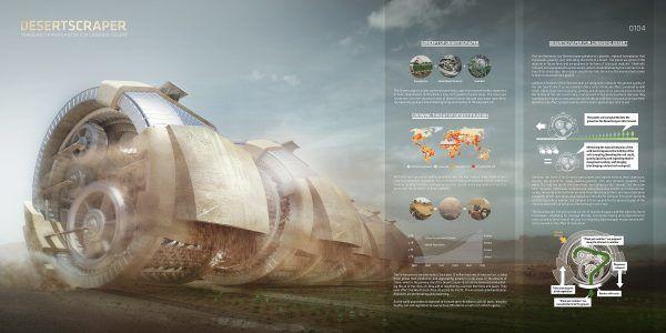 В Китае создали машину для ухода за брошенными полями
