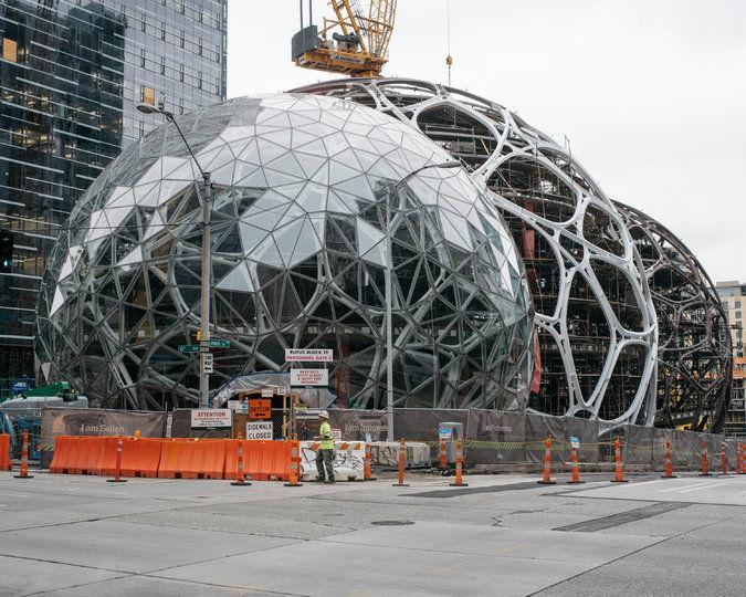 Amazon построит теплицы для своих работников