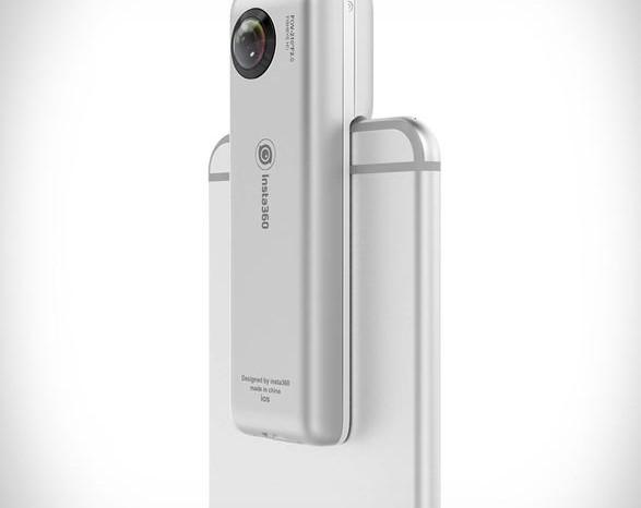 Теперь 360-градусное видео можно снимать и на смартфон