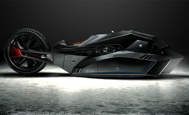 Создан самый концепт самого быстрого мотоцикла
