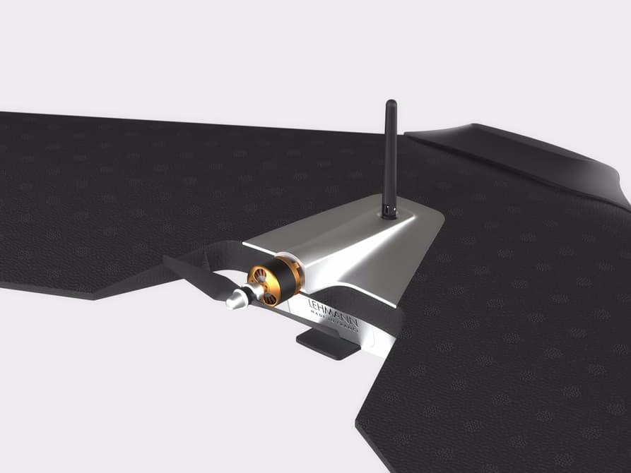 Французская компания представила первые модульные беспилотники