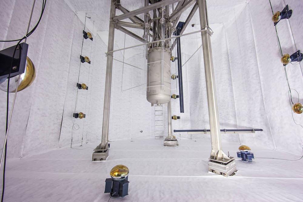 Ученые опубликовали отчет о поиске темной материи