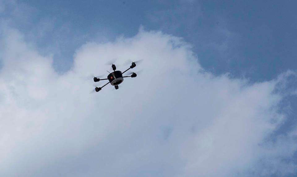 Инженер создал дрона-сапера